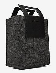 HOLZWEILER - Carry Small Bag - handbags - charcoal - 2