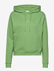 HOLZWEILER - Hang on sweat - bluzy z kapturem - green - 1