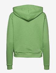HOLZWEILER - Hang on sweat - bluzy z kapturem - green - 2