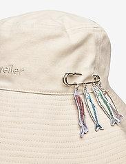 HOLZWEILER - Sundt Hat - bucket hats - off-white - 3