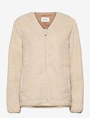 HOLZWEILER - Plog jacket - sweatshirts & hoodies - sand - 1