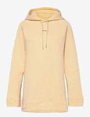 HOLZWEILER - Sissel Hoodie - sweatshirts en hoodies - lt. yellow - 1