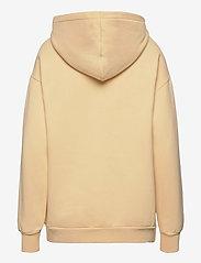 HOLZWEILER - Regular Hoodie - sweatshirts en hoodies - lt. yellow - 2