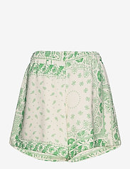HOLZWEILER - Musan Sweat Shorts  - shorts casual - green mix - 2