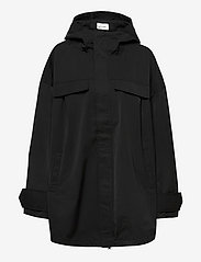 HOLZWEILER - Kiellands Jacket - manteaux de pluie - black - 1