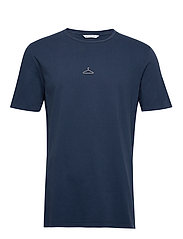 Hanger Tee - NAVY WASHED