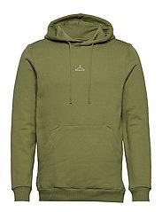 Hanger Hoodie Sweat - GREEN