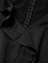 HOLZWEILER - Lenient Jumpsuit  - kombinezony - black - 2