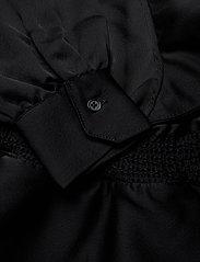 HOLZWEILER - Lenient Jumpsuit  - kombinezony - black - 3