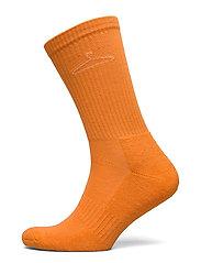 Hanger Sock - ORANGE
