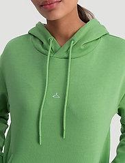 HOLZWEILER - Hang on sweat - bluzy z kapturem - green - 6