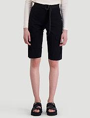 HOLZWEILER - Oter Shorts - shorts casual - black - 3
