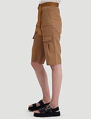 HOLZWEILER - Oter Shorts - shorts casual - tobacco - 4