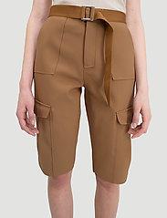 HOLZWEILER - Oter Shorts - shorts casual - tobacco - 6