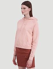 HOLZWEILER - Hang On Vintage - bluzy z kapturem - washed pink - 4
