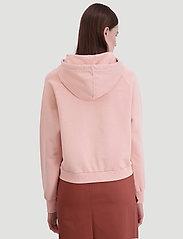 HOLZWEILER - Hang On Vintage - bluzy z kapturem - washed pink - 5