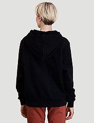 HOLZWEILER - W Oslo Hoodie - bluzy z kapturem - black - 5