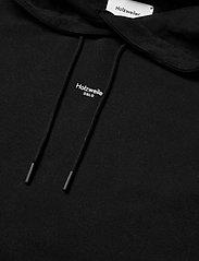 HOLZWEILER - W Oslo Hoodie - bluzy z kapturem - black - 9