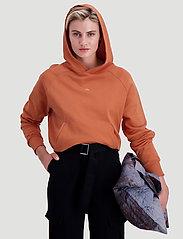 HOLZWEILER - Hang On Hoodie 20-04 - hoodies - orange - 0