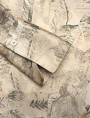 HOLZWEILER - Fram Print Dress - shirt dresses - tree fossil brown - 3
