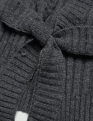 HOLZWEILER - Hafjell Knit Bib - knitted vests - charcoal - 5