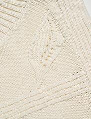 HOLZWEILER - Beagle Knit Vest - strikkede toppe - ecru - 4