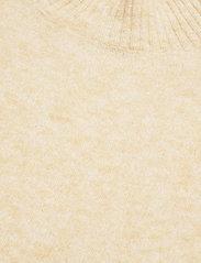 HOLZWEILER - Puff Knit Tee - strikkede toppe - ecru - 5