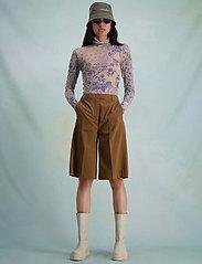 HOLZWEILER - Angela Shorts 2  - bermudas - lt. brown - 3