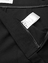 HOLZWEILER - Sira Black Trouser - slim fit bukser - black - 4