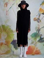 HOLZWEILER - Gate Dress - maxi dresses - black - 3