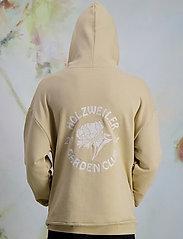 HOLZWEILER - Garbera Hoodie - bluzy z kapturem - sand - 4