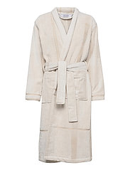 Holzweiler Bathrobe - ECRU CHECK