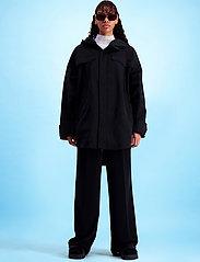 HOLZWEILER - Kiellands Jacket - manteaux de pluie - black - 4