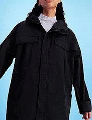 HOLZWEILER - Kiellands Jacket - manteaux de pluie - black - 5