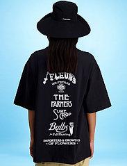 HOLZWEILER - Ranger Garden Club Tee - basic t-shirts - black - 0
