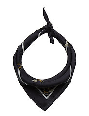 BEE Silk Neck - BLACK