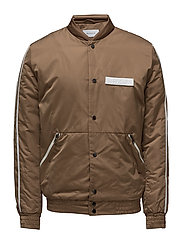 WILLY Jacket - CAMEL
