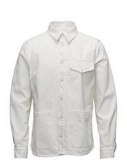KYLE Shirtjacket - ECRU