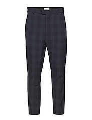 HERMAN Trousers - BLACK CHECK