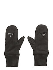 COMMITTED Mitten - BLACK
