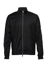 RASMUS Jacket-Black - BLACK