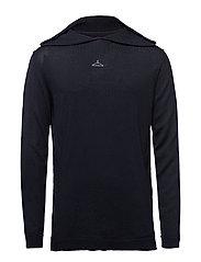 SUBLIME Knit-Black - BLACK