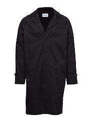 LIDO MAC Coat - BLACK