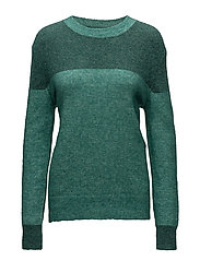 MACAW Knit - LT GREEN MELANGE