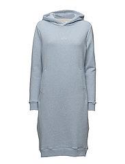 HANG LOOSE Dress - LT BLUE MELANGE
