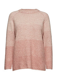 FARMOR Knit AW18 - FADING PINK