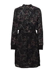 POCHARD Dress - FOLKLORE