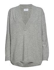 ERRATUM Knit - LT GREY MELANGE