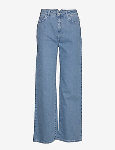 Oda Jeans - vida byxor - light blue