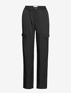 Ombo Trousers - BLACK WASHED